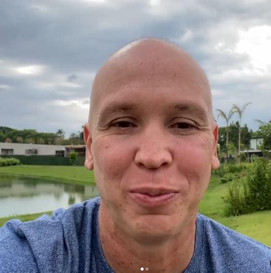 add - ACABOU!: Caio Ribeiro diz estar curado de câncer: 'Maior jogo da minha vida, e a gente venceu'