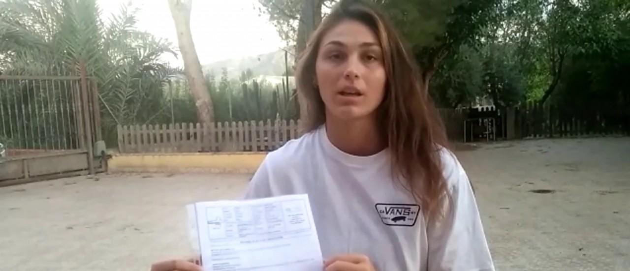 """alba aragon - HOMOFOBIA! Atleta é diagnosticada com """"doença homossexual"""" por médica"""