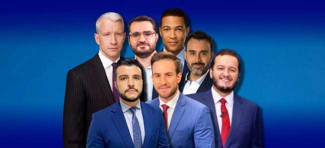 ancoras - ORGULHO E RESISTÊNCIA: conheça 7 âncoras que ajudam a quebrar o tabu de gays em telejornais