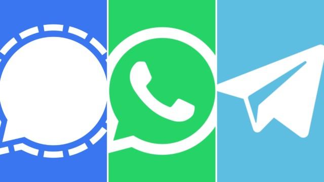 apps 640x360 1 - WhatsApp, Telegram e Signal: conheça 'alternativas' e saiba as vantagens de cada aplicativo