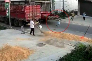 atropelado sobrevive video 360x240 - Criança é atropelada por colheitadeira e sobrevive por um 'milagre'