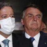 """bol 150x150 - Lira diz que Bolsonaro deve """"pagar"""" se falar sem """"base científica"""""""