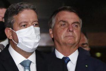 """bol 360x240 - Lira diz que Bolsonaro deve """"pagar"""" se falar sem """"base científica"""""""