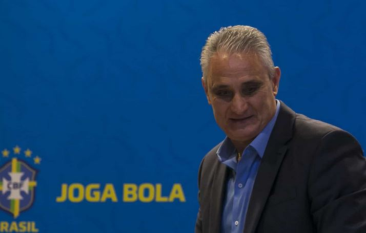 bola - Tite elogia a atuação de estreantes na seleção: 'Bota na arena para jogar!'