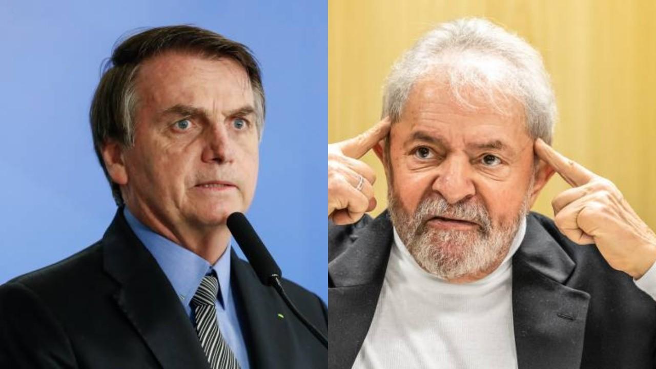 """bolsonaro lula - Lula diz que Bolsonaro não serve nem para síndico: """"Não se preparou para governar"""""""