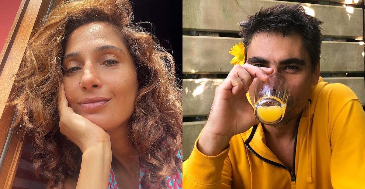 camila pitanga apresenta o novo namorado nas redes sociais 995274 - Camila Pitanga apresenta novo namorado com foto no Instagram