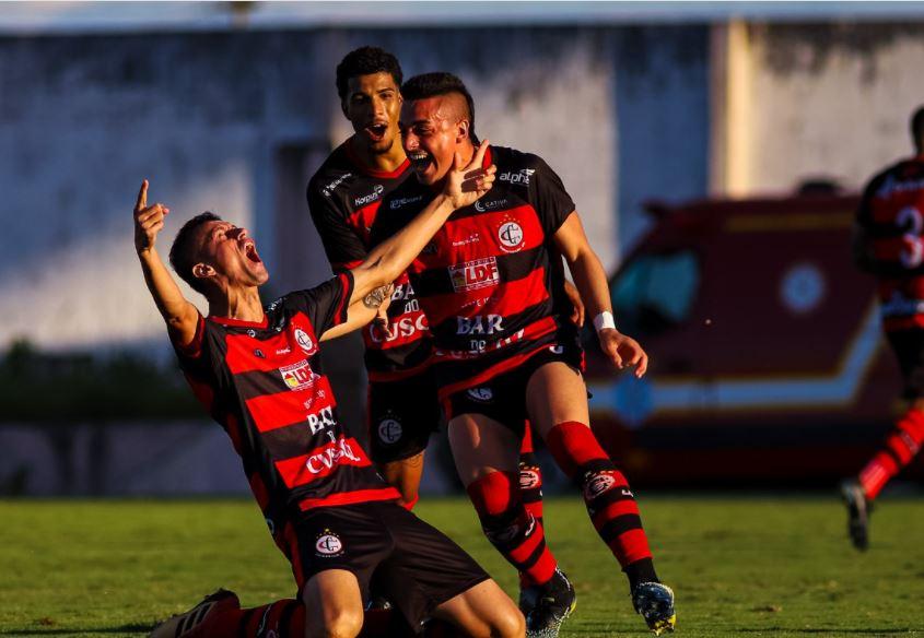 campp - Classificado para Série D, Campinense vence Guarany-CE por 2 a 0 neste domingo