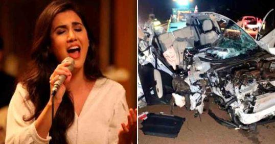 cantora - Cantora gospel grava vídeo após sobreviver a grave acidente - VEJA VÍDEO