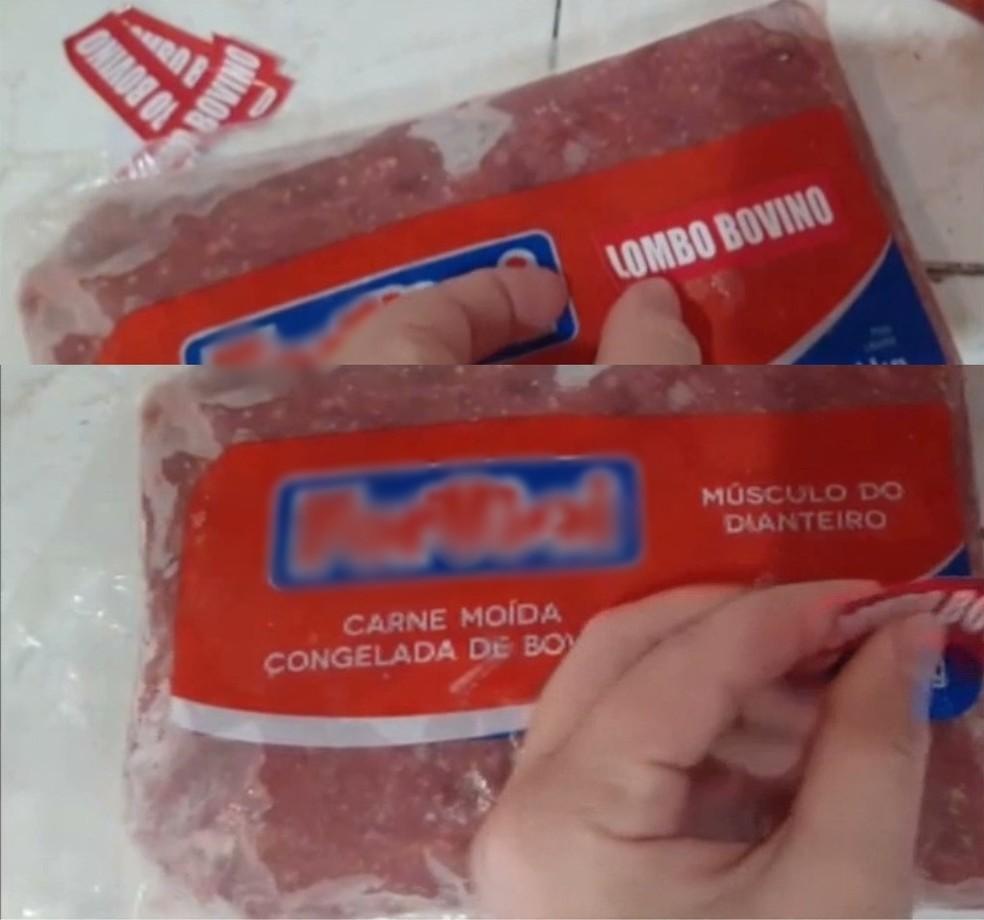 EM CAMPINA GRANDE: Secretaria apura denúncia sobre alteração em embalagens de carnes entregues em escolas municipais