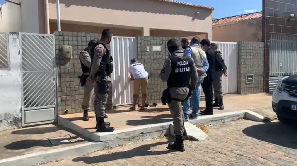 casa segundo santiago uirauna - Covid-19: MP investiga indícios de desvio de medicamentos e insumos em Uiraúna