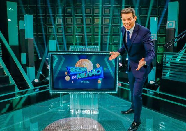 celso - Paraibano participa de 'Show do Milhão' nesta sexta-feira (1º)