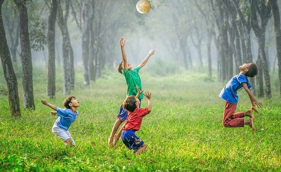 criancas 1 - Brincar é coisa séria, desenvolve habilidades e prepara as crianças para a vida