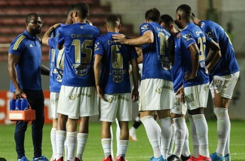 cruzeiro - Insatisfeitos: jogadores do Cruzeiro anunciam greve por causa de salários atrasados