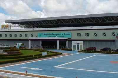 csm Hospital de Trauma 24 f5e3b5d68a - CASO MISTERIOSO: criança de 4 anos é encontrada com caneta cravada na garganta, em abrigo na Paraíba