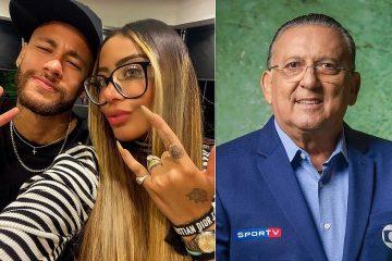 """INDIRETA? Irmã de Neymar comenta jogo entre Brasil e Uruguai e solta: """"Teve microfone desligado"""" – VEJA VÍDEO"""