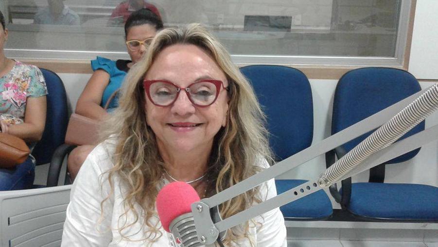 dra paula primeira dama - Doutora Paula parabeniza São João do Rio do Peixe pelos 140 anos de história