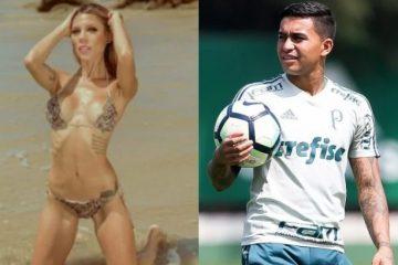 """dro 360x240 - CONFUSÃO! Ex-amante de atacante do Palmeiras revela que ele estaria se relacionando com três mulheres ao mesmo tempo: """"Ele me enganou"""""""