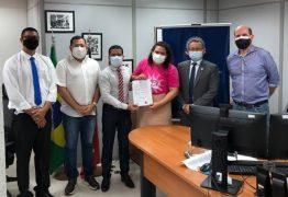 Prefeita Luciene se reúne com superintendente da CGU e adere ao programa de transparência pública Time Brasil
