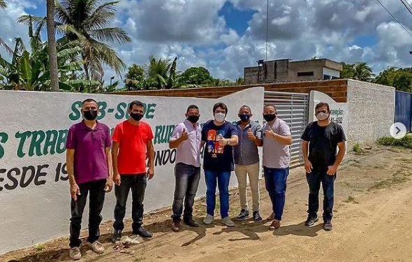 """eduardo 590x375 1 - Eduardo Carneiro busca melhorias para trabalhadores rurais de João Pessoa: """"Pretendemos potencializar o setor"""""""