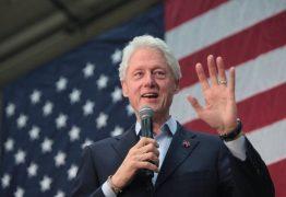 Ex-presidente dos EUA Bill Clinton é hospitalizado; causa não foi revelada