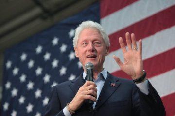 elgcjt0wqm8yz9k5x4ubngc39 360x240 - Ex-presidente dos EUA Bill Clinton é hospitalizado; causa não foi revelada