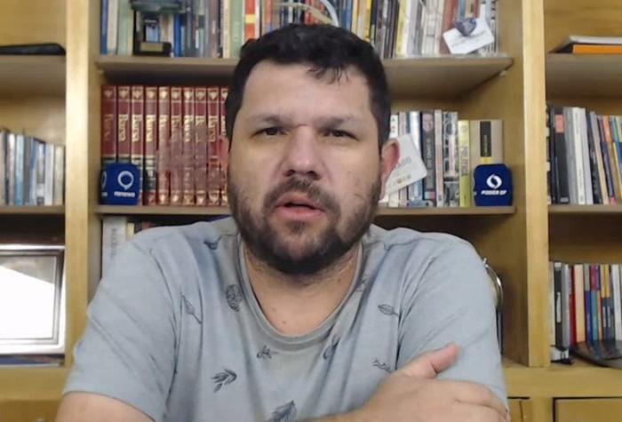 eustaquio - Jornalista Oswaldo Eustáquio revela caixa preta do PTB e diz que partido não oferece condições para filiação para Bolsonaro