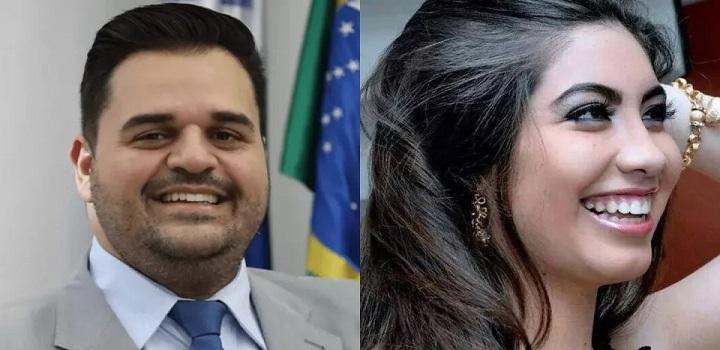 farid haylee - Vereador e filha de governador estão entre as cinco pessoas assassinadas na fronteira entre Brasil e Paraguai