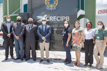 fiscalizacao 2 360x240 - Creci reforça fiscalização na Paraíba com Grupo Especial do Cofeci