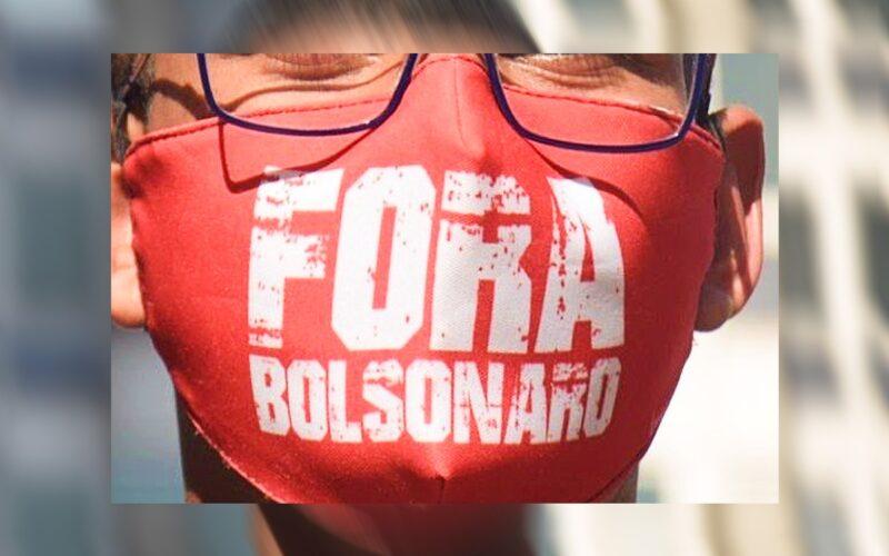 fora bolsonaro 800x500 1 - Campina Grande terá ato contra Bolsonaro no próximo sábado; entidades convocam trabalhadores
