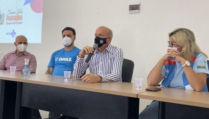 geraldo - Paraíba ganha destaque nacional no controle da pandemia da Covid-19
