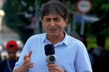 gerson de souza 360x240 - Repórter Gerson de Souza é processado pela segunda vez por importunação sexual na Record
