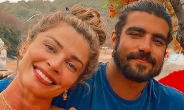 """grazi massafera caio castro - Caio Castro fala sobre término com Grazi Massafera: """"Relacionamento que mais deu certo"""""""