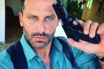 Ator Henri Castelli está em Bananeiras para gravar filme, e mostra rotina de trabalho na cidade paraibana – VEJA VÍDEO
