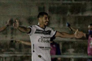 Série C do Brasileirão: Botafogo-PB vence Criciúma em jogo no Almeidão