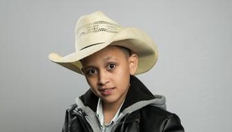 jhonny diniz 2 ip - ESTRELAS PARAIBANAS: conheça as crianças que já passaram pelo palco do The Voice Kids