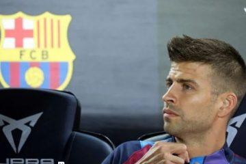 """Piqué desabafa: """"Quero me aposentar no Barça, mas não como reserva"""""""