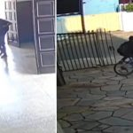 ladrao anapolis 1280x720 1 150x150 - LADRÃO CRISTÃO? Homem entra em igreja e faz sinal da cruz antes de furtar bicicleta - VEJA VÍDEO