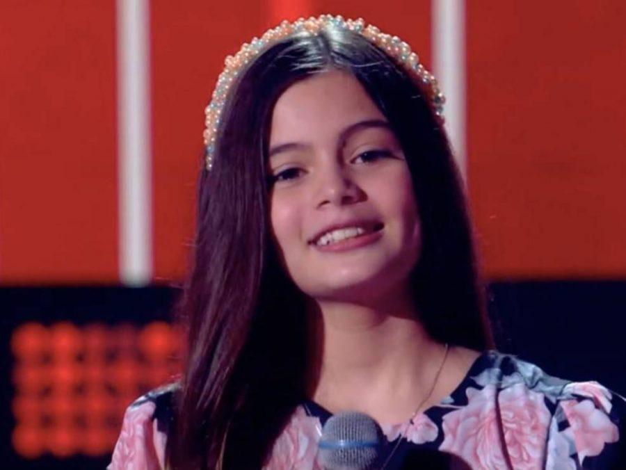 lais e1630264915874 - ESTRELAS PARAIBANAS: conheça as crianças que já passaram pelo palco do The Voice Kids