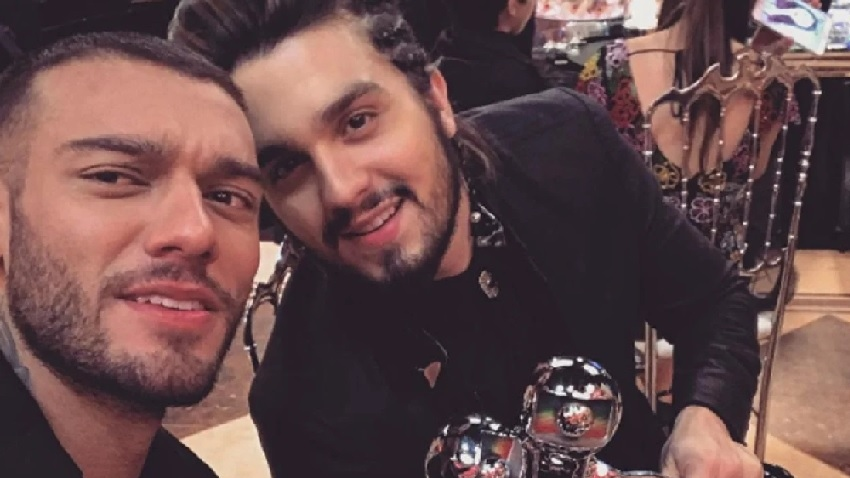 lucas lucco e luan santana credito da foto reproducao instagram - Lucas Lucco fala sobre suposto romance secreto com Luan Santana