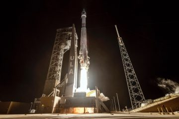 lucy 360x240 - Missão Lucy é primeira da Nasa a enviar um foguete a Júpiter; veja imagens do lançamento da nave