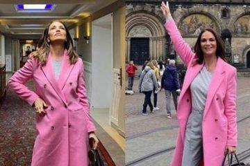 """luiza brunet esta em bremen na alemanha 1634487200922 v2 450x337 e1634586966998 360x240 - Seguidores apontam excesso de Photoshop em foto de Luiza Brunet: 'Bonito é ser você mesma""""'"""