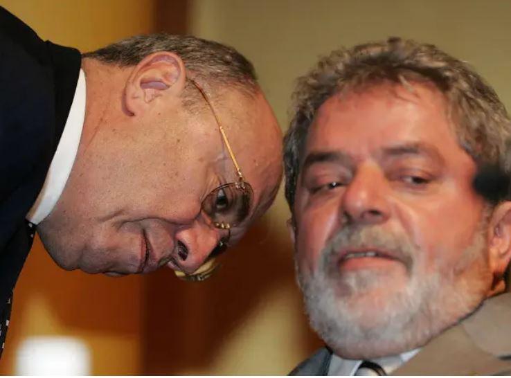 lula - 'A gente pode se encontrar outra vez', diz Lula sobre Meirelles