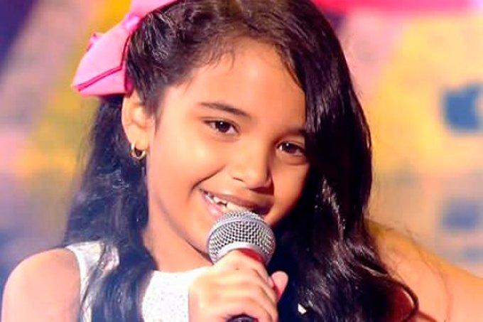 mariah yohana the voice kids h - ESTRELAS PARAIBANAS: conheça as crianças que já passaram pelo palco do The Voice Kids