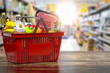 mercado supermercado cesta basica comida compras 1592009134873 v2 1920x1080 360x240 - EM JOÃO PESSOA: Preço da cesta básica apresenta variação acima de 39%; diferença chega a quase R$ 35,00