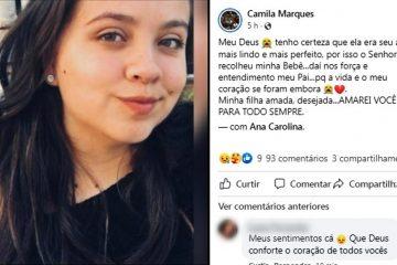 morte jovem 360x240 - GRÁVIDA DE 7 MESES: jovem de 20 anos morre após usar medicação para abortar; namorado foi preso