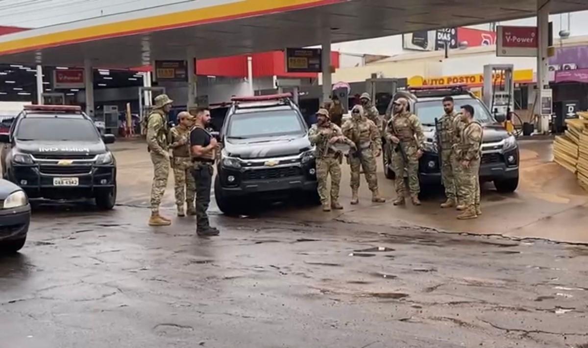 movimento paraguai - Paraguai anuncia operação na fronteira com Brasil em parceria com a PF