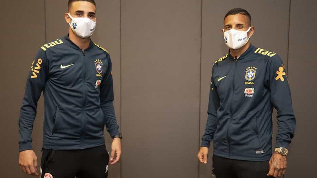 naom 5fb1311876f6a scaled - Em treino, Tite indica Guilherme Arana titular da seleção contra Venezuela