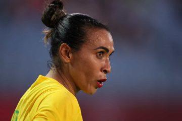 Marta aprova desempenho do Brasil contra a Austrália