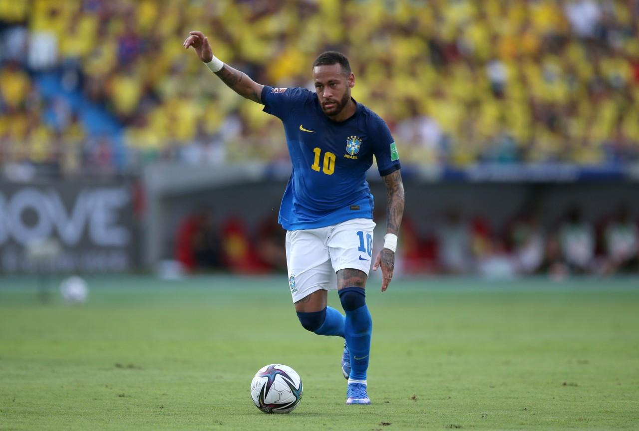neymar brasil - Após nove vitórias, Brasil empata em 0 a 0 contra a Colômbia pelas Eliminatórias da Copa
