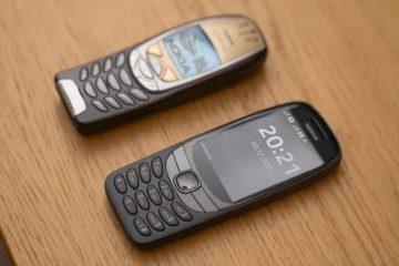 nokia 6310 antigo 360x240 - MARCOU ÉPOCA! Nokia relança famoso 'tijolão' para comemorar 20 anos do aparelho